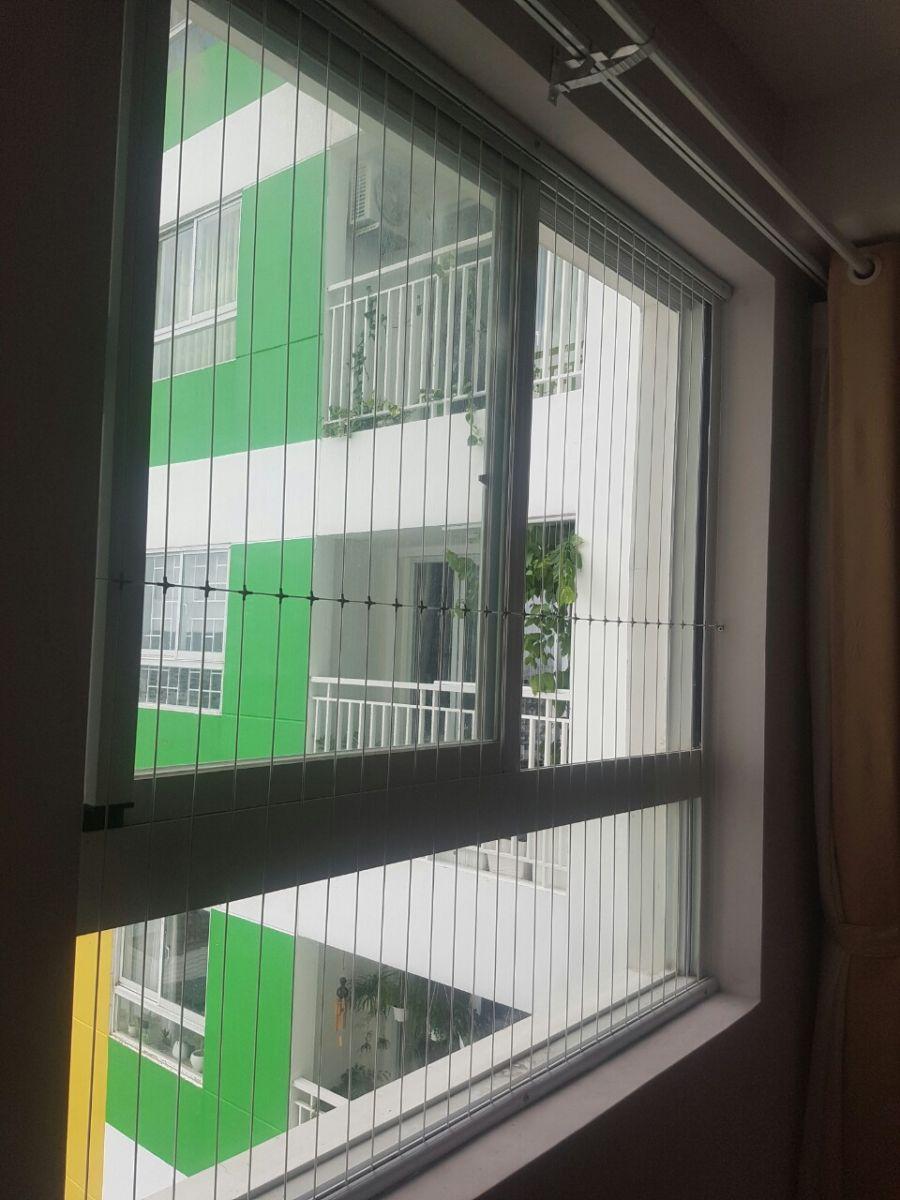 lưới an toàn cửa sổ ban công chung cư