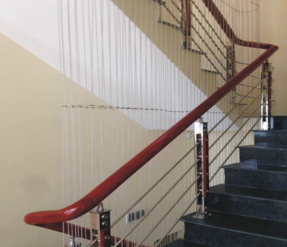 lưới cáp tăng đơ cầu thang